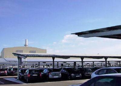 Aeropuerto San Pablo. Sevilla, España.