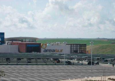 Centro Comercial Area Sur. Cadiz, España.