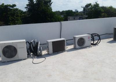 Instalación Sica. México. 5Kwp