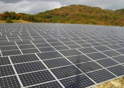 Planta Fotovoltaica Hiroshima, Japón. 2.4 Mw.
