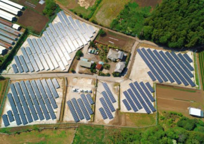 Planta Fotovoltaica. Sodegaura, Ávila. España 1.3Mw