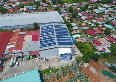 Proyecto Romocia. Tecnología FixMag. Panamá. 211KW