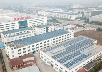 Dongsheng 540kW Solar Energy Plant. China