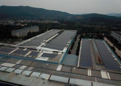 XieCheng 1.8MW Solar Energy Plant. China